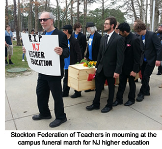 Ramapo College Tuition >> April 12 Day of Action Report - CNJSCL